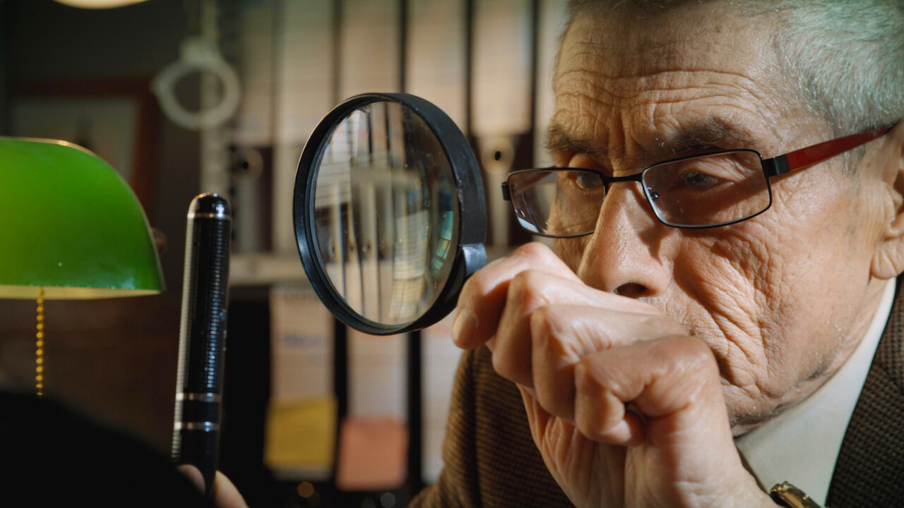 Rómulo Aitken acts in the academy-award nominated feature documentary The Mole Agent