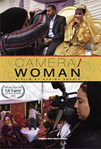 Camera/Woman