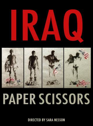 Iraq Paper Scissors
