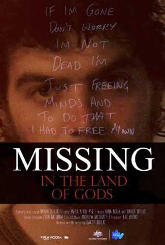 Missing in the land of Gods