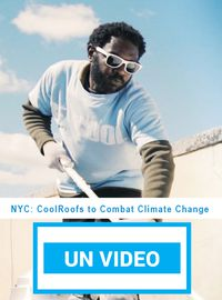 NYC: CoolRoofs to Combat Climate Change