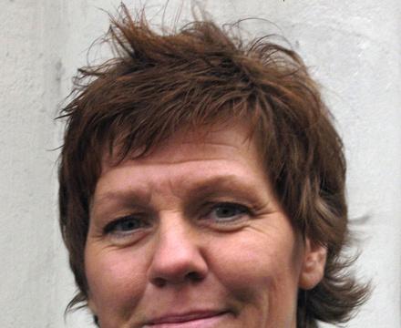 Margarete Jangård