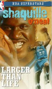 Shaquille O'Neal - Larger Than Life