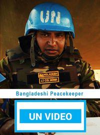 Bangladeshi Peacekeeper