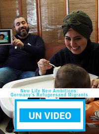New Life, New Ambition: Germany's Refugees and Migrants