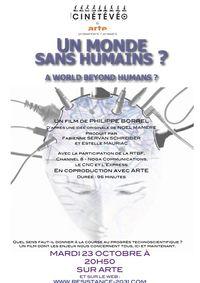 A World Beyond Humans?