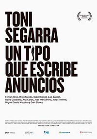 Toni Segarra. a guy who writes ads
