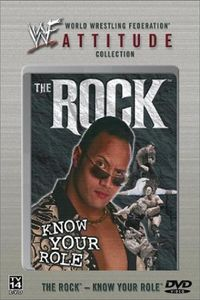 WWF The Rock - Know Your Role