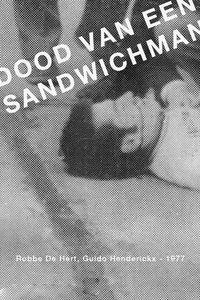 Dood van een sandwichman