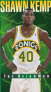 Shawn Kemp - The Reign Man