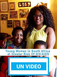 Young Women in South Africa at Greater Risk Of HIV/AIDS